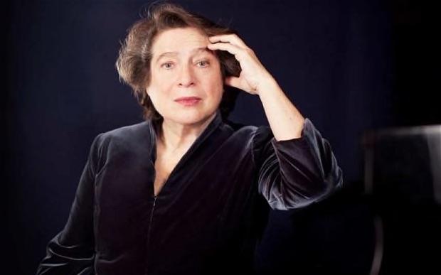 Crítica de Leonskaya con el Cuarteto Borodin