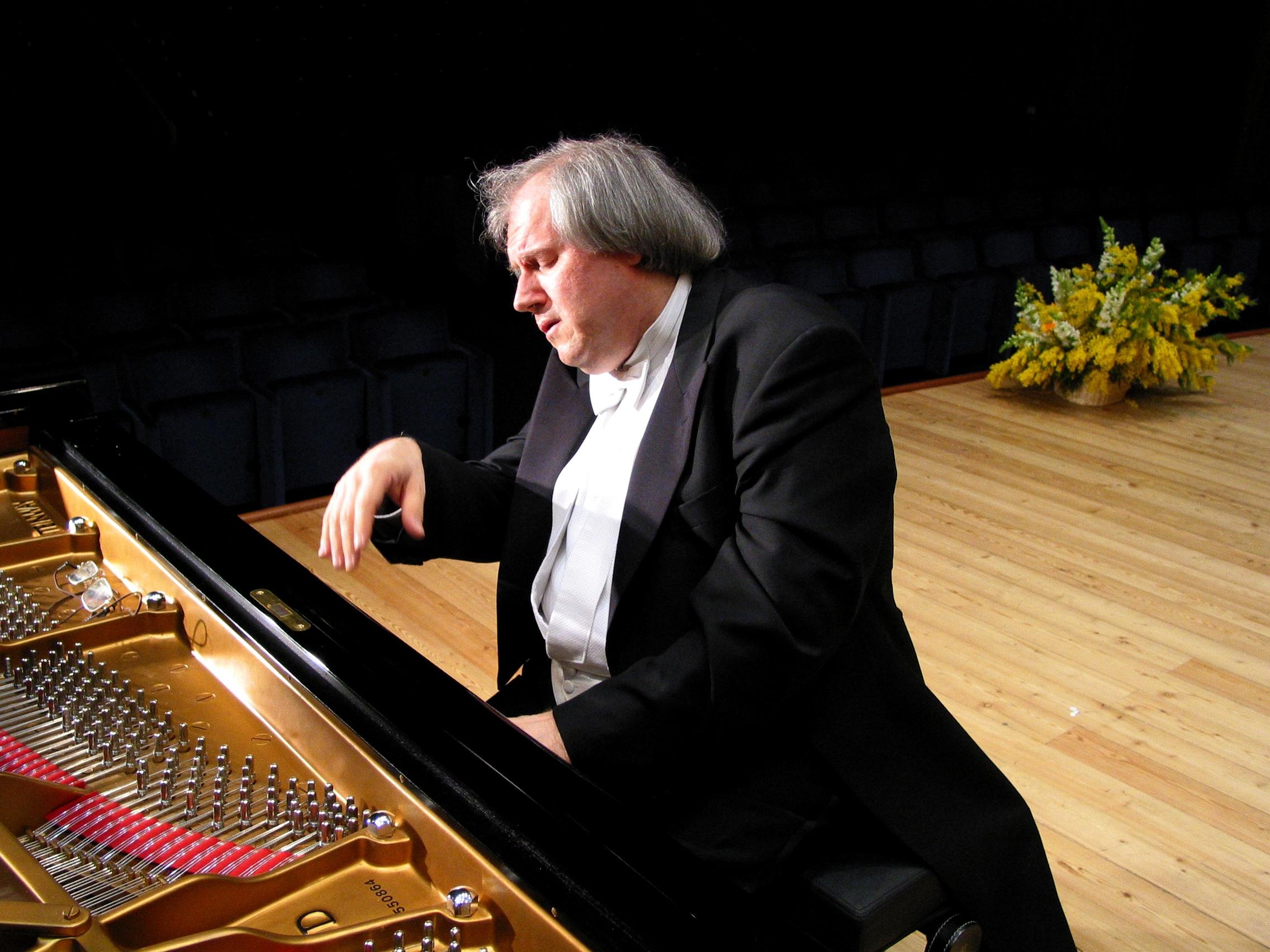 Sokolov celebra 20 años en el ciclo Grandes Intérpretes