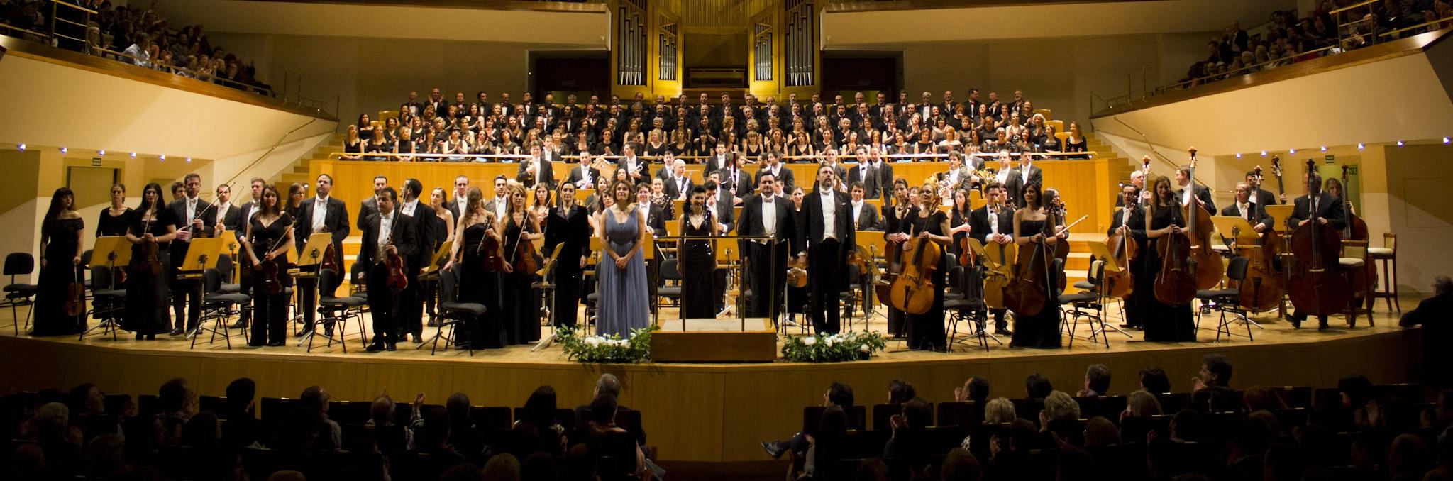 La Orquesta Metropolitana interpretará a Músorgski y Prokófiev