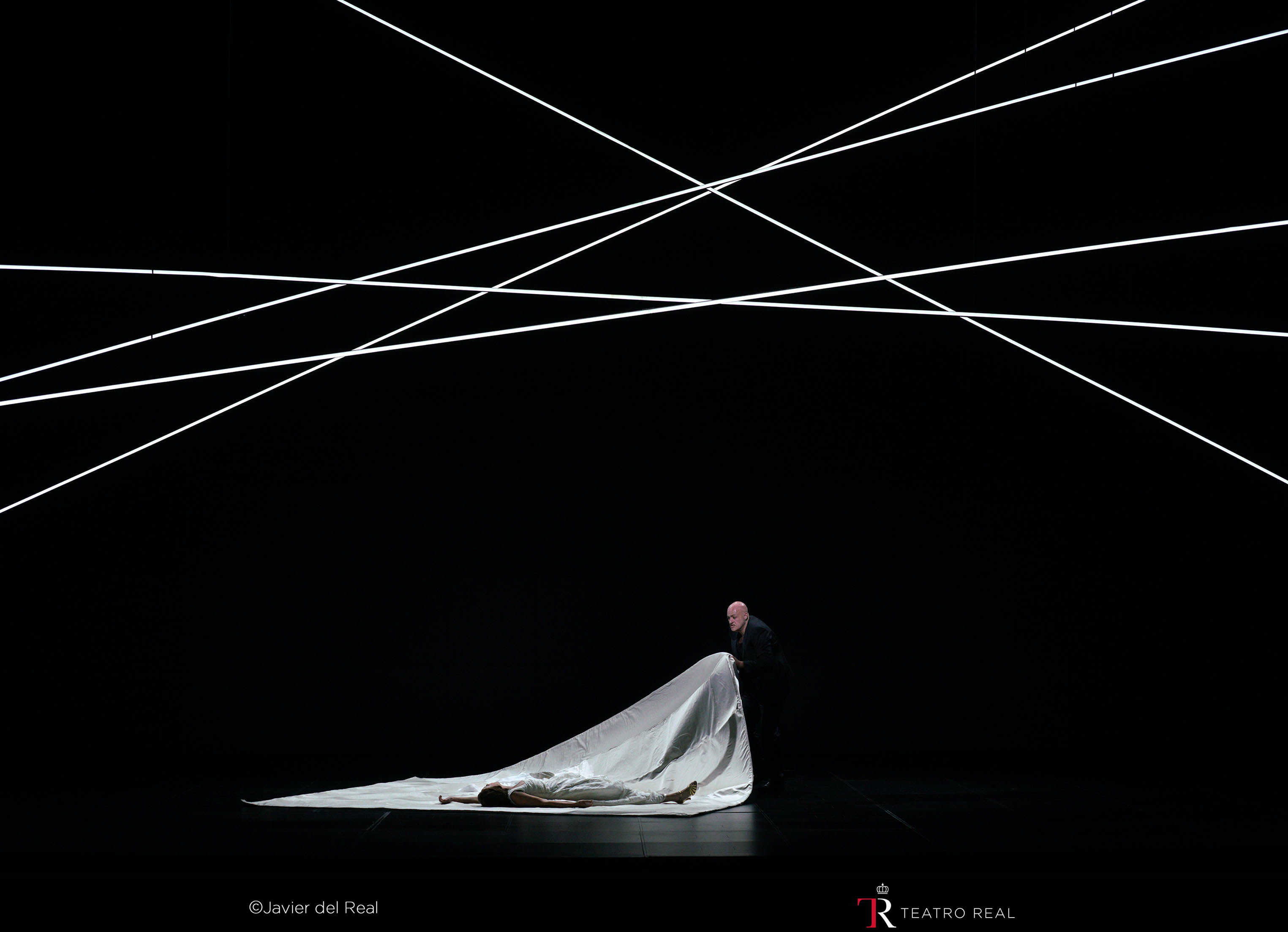 Teatro Real, finalista en los International Opera Awards