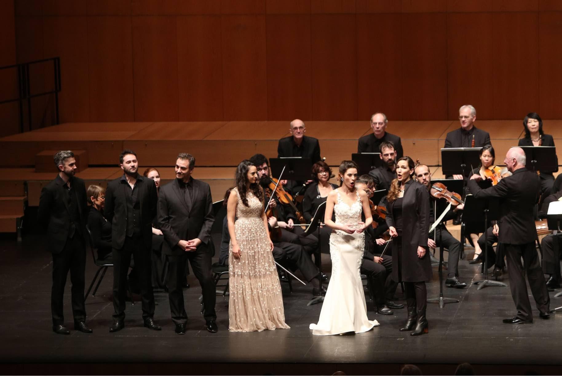 Sergey y Luisine Khachatryan debutan en La Filarmónica