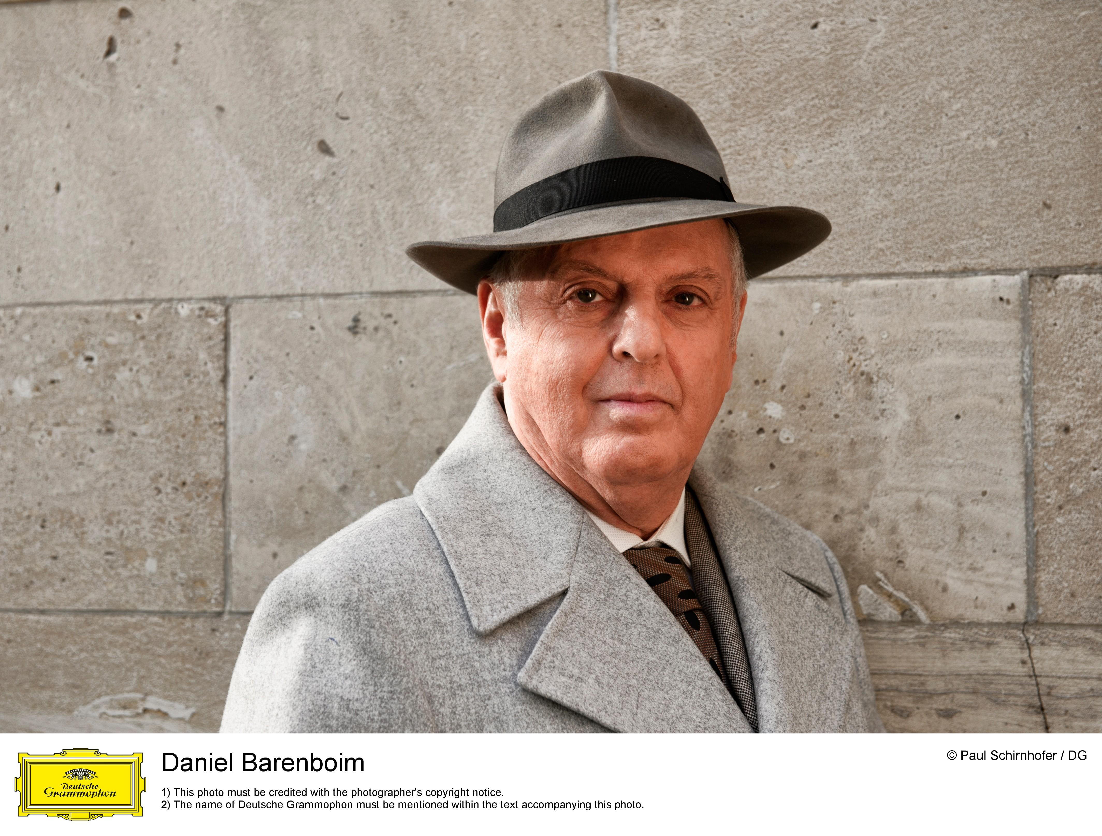 Barenboim firma en exclusiva con Deutsche Grammophon