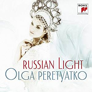 Reseña CD: Olga Peretyatko: Russian Light