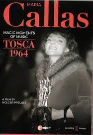 Reseña DVD: Callas. Tosca 1964
