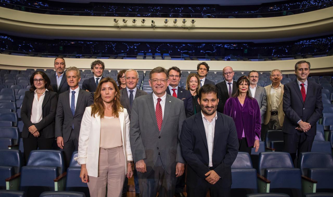 Puccini, Montiel y Gómez-Martínez con la Orquesta y Coro RTVE