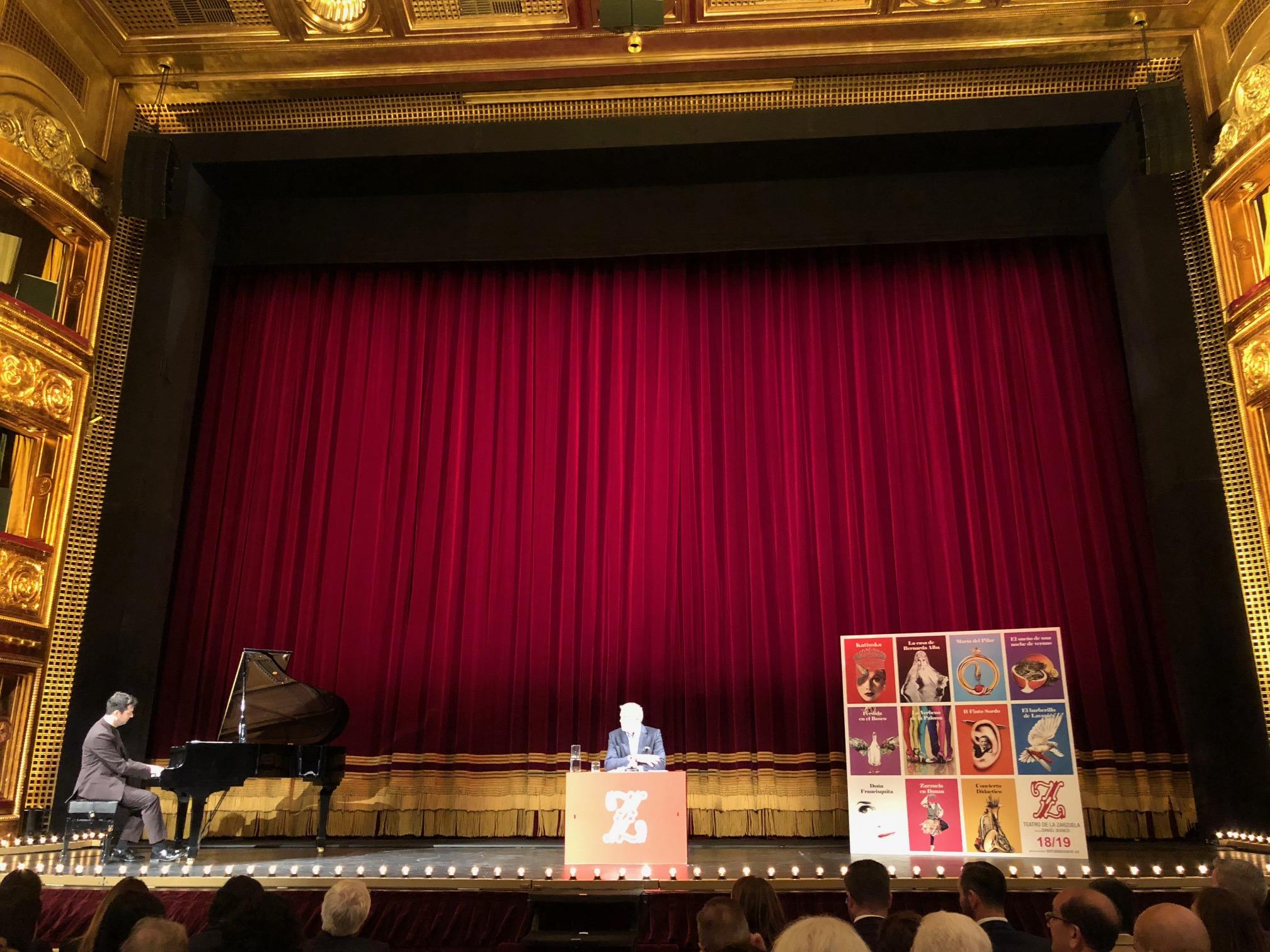 Agenda de LQM: Sofya Melikyan y el curso «La ópera y el cine», por Juan Lucas