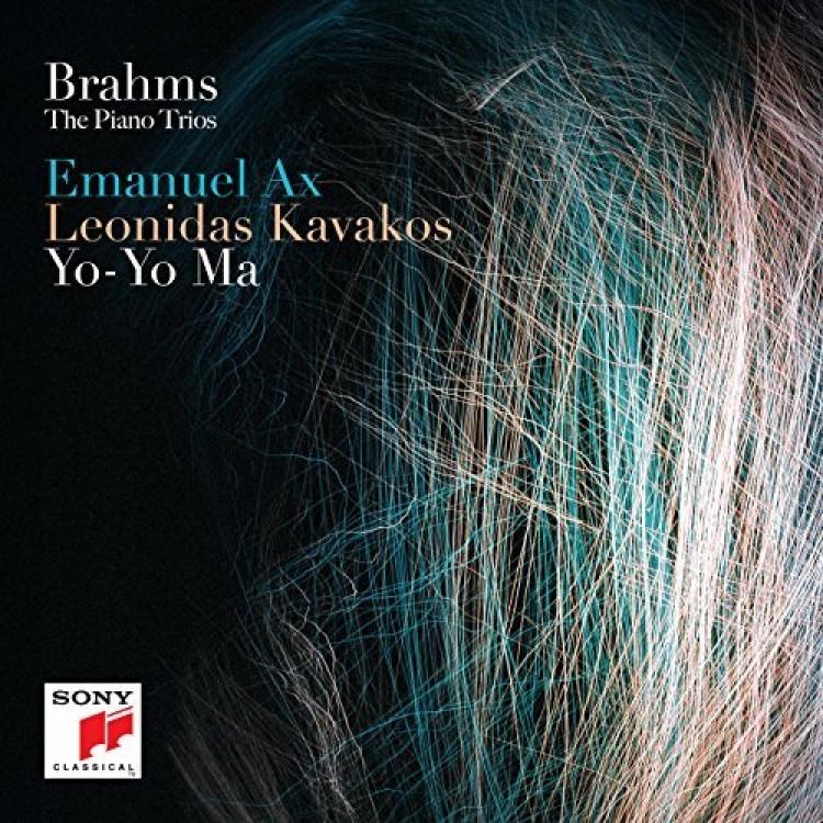 Reseña CD: Brahms: Piano trios. Ax, Kavakos, Yo-Yo Ma