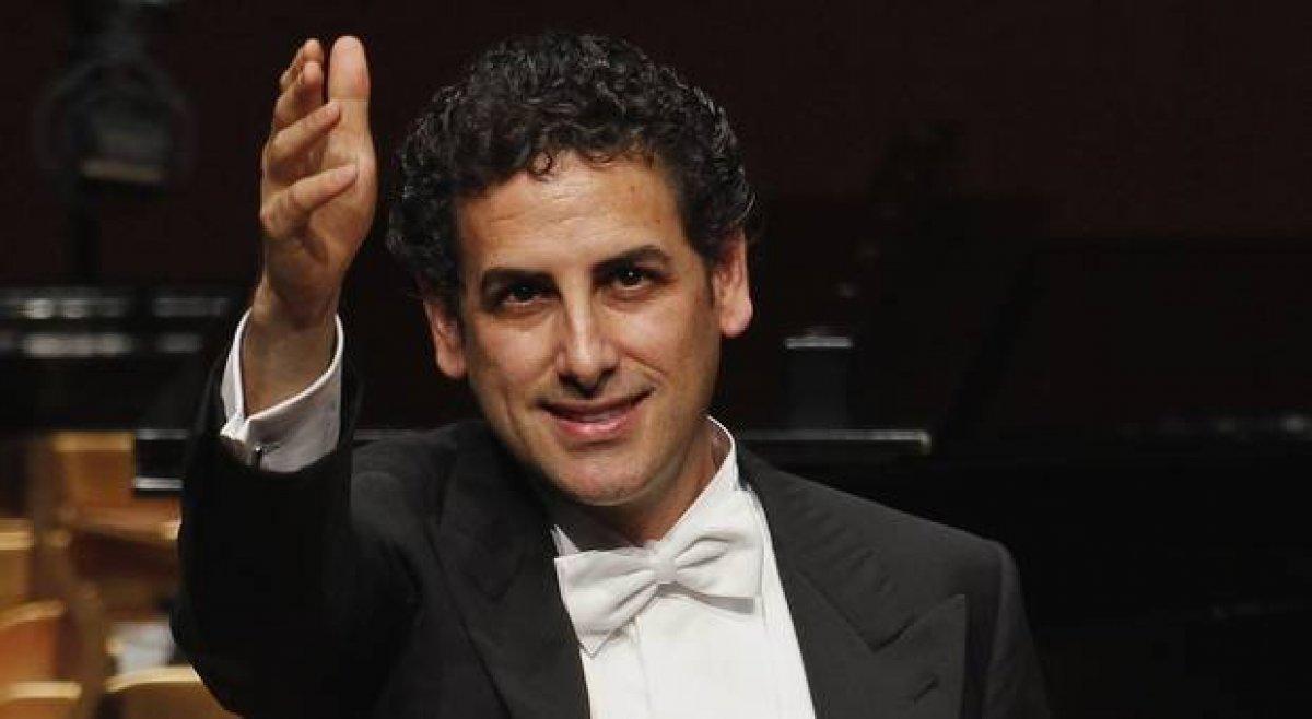 García del Busto en el Encuentro de Música Vocal Española