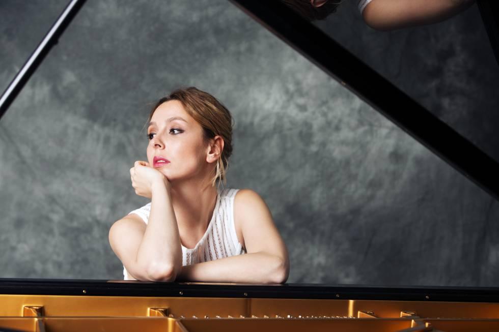 Judith Jáuregui interpreta Brahms junto a la Orquesta ADDA Simfònica