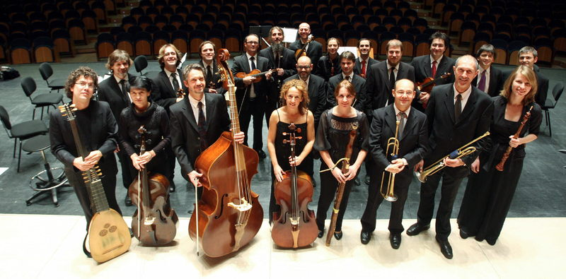 Piden la Medalla de Andalucía para la Orquesta Barroca de Sevilla en su 25 aniversario