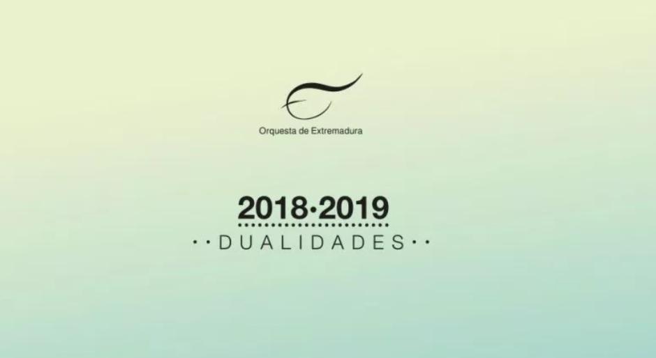 La nueva temporada de la Orquesta de Extremadura