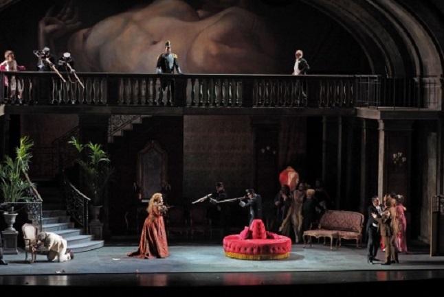 Pérez-Sierra debuta en París con Rossini