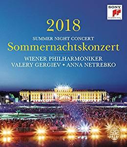 RESEÑA CD: Sommernachtskonzert Wien 2018 con Netrebko