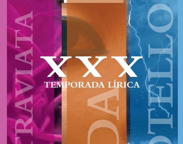 XXX Temporada Lírica del Teatro Cervantes de Málaga