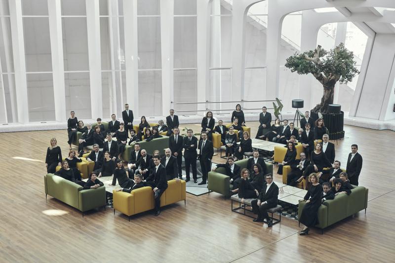 Mena dirigirá al Coro RTVE y la BBC Philharmonic en Manchester