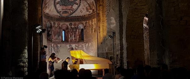 Atractivo Festival de Música Antigua de los Pirineos