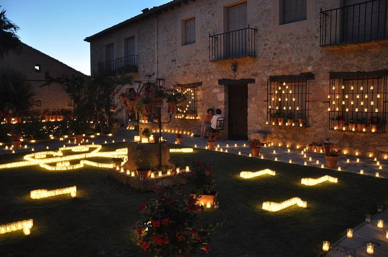 – Conciertos de las Velas de Pedraza 2018. Segovia.