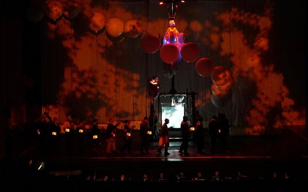 Crítica: Afortunado debut de Elena Stikhina en Senta