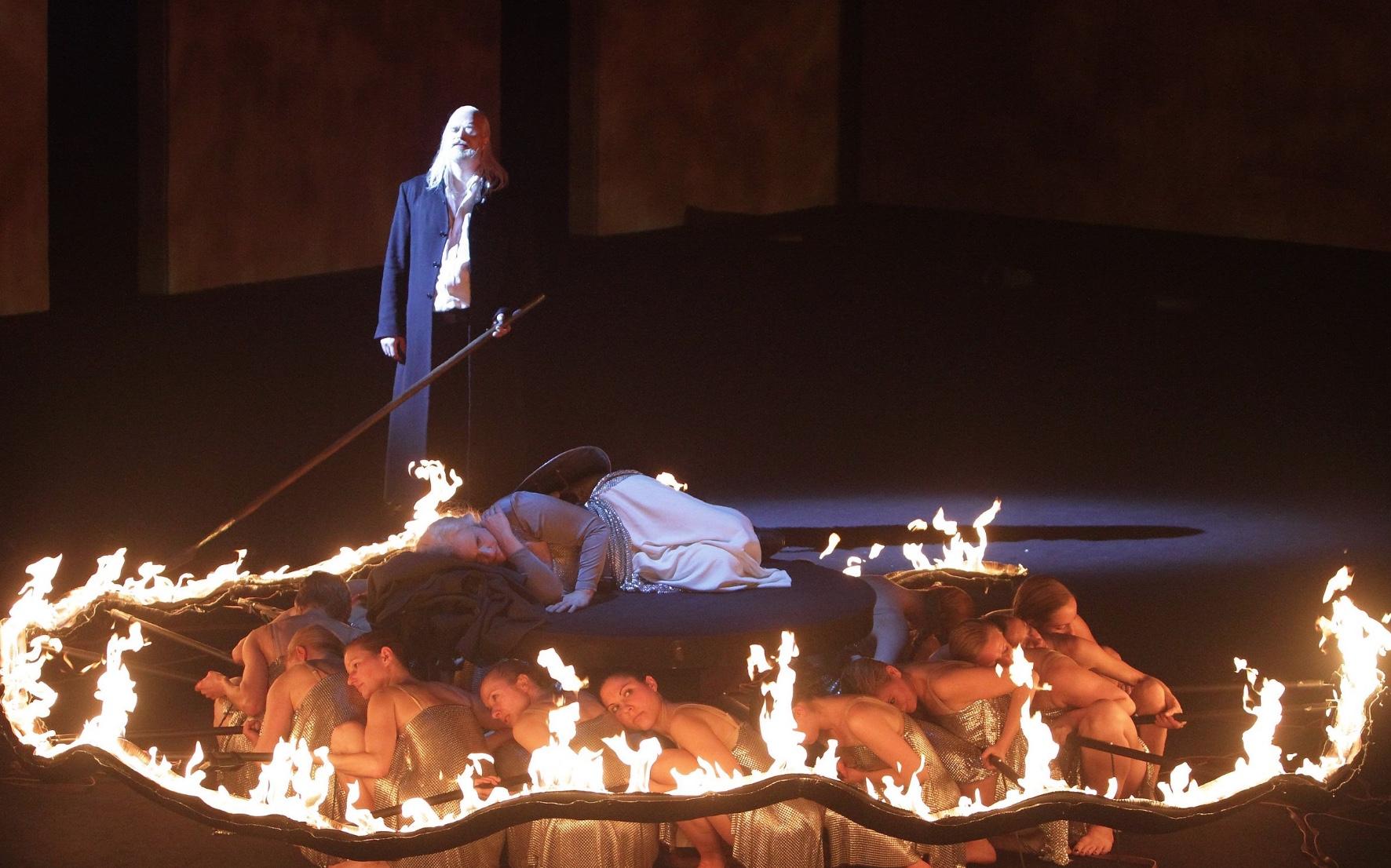 Critica: Un gran Falstaff en Londres