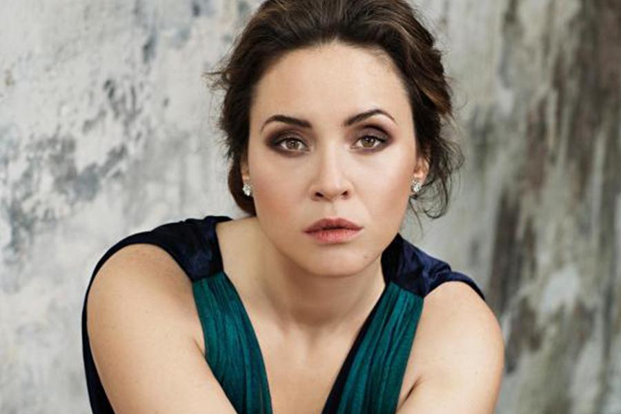 Sonya Yoncheva debuta en Bilbao con la ABAO