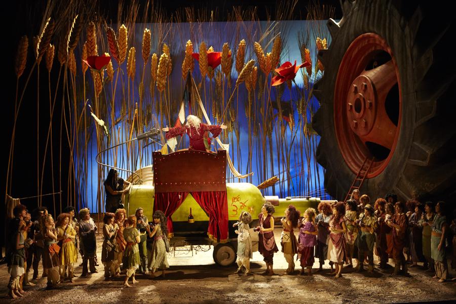 Critica: Berlioz, más espectacular que emocionante