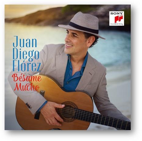 "Reseña CD: Juan Diego Flórez, ""Bésame mucho"""