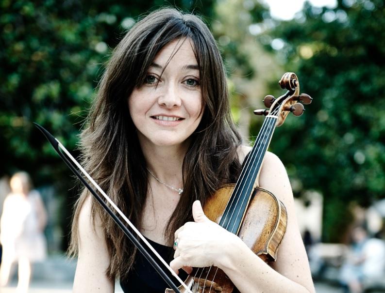 Lina Tur Bonet cierra el ciclo 'Espacio barroco' de la Orquesta Ciudad de Granada
