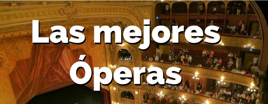 Las mejores óperas de la temporada 2018/2019