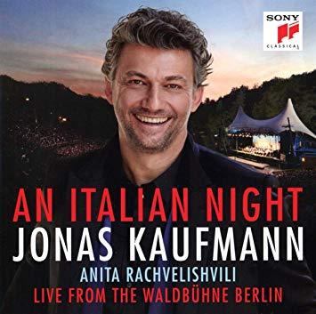 Reseña cd: An Italian night. Kaufmann, Rachvelishvili. Sony