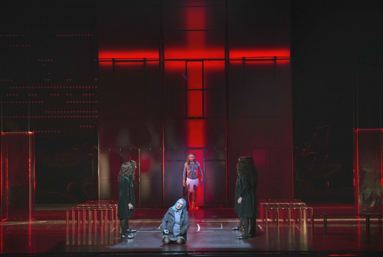 """Escena-""""Faust"""""""