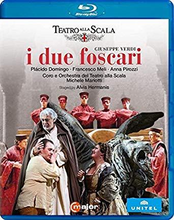 Reseña de DVD: I due Foscari. Domingo