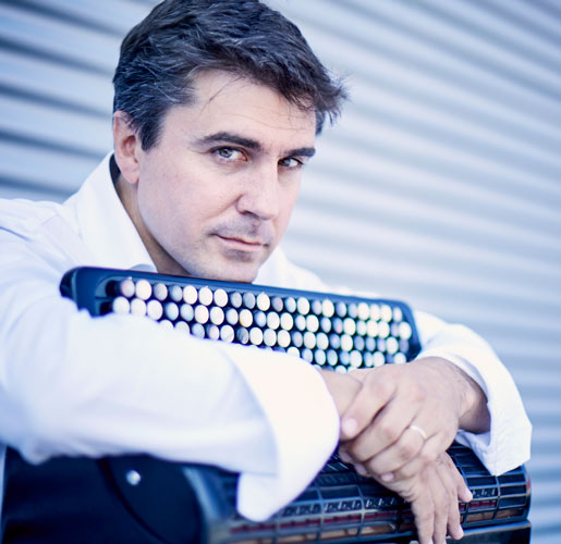 Iñaki Alberdi en el Festival de Música Española