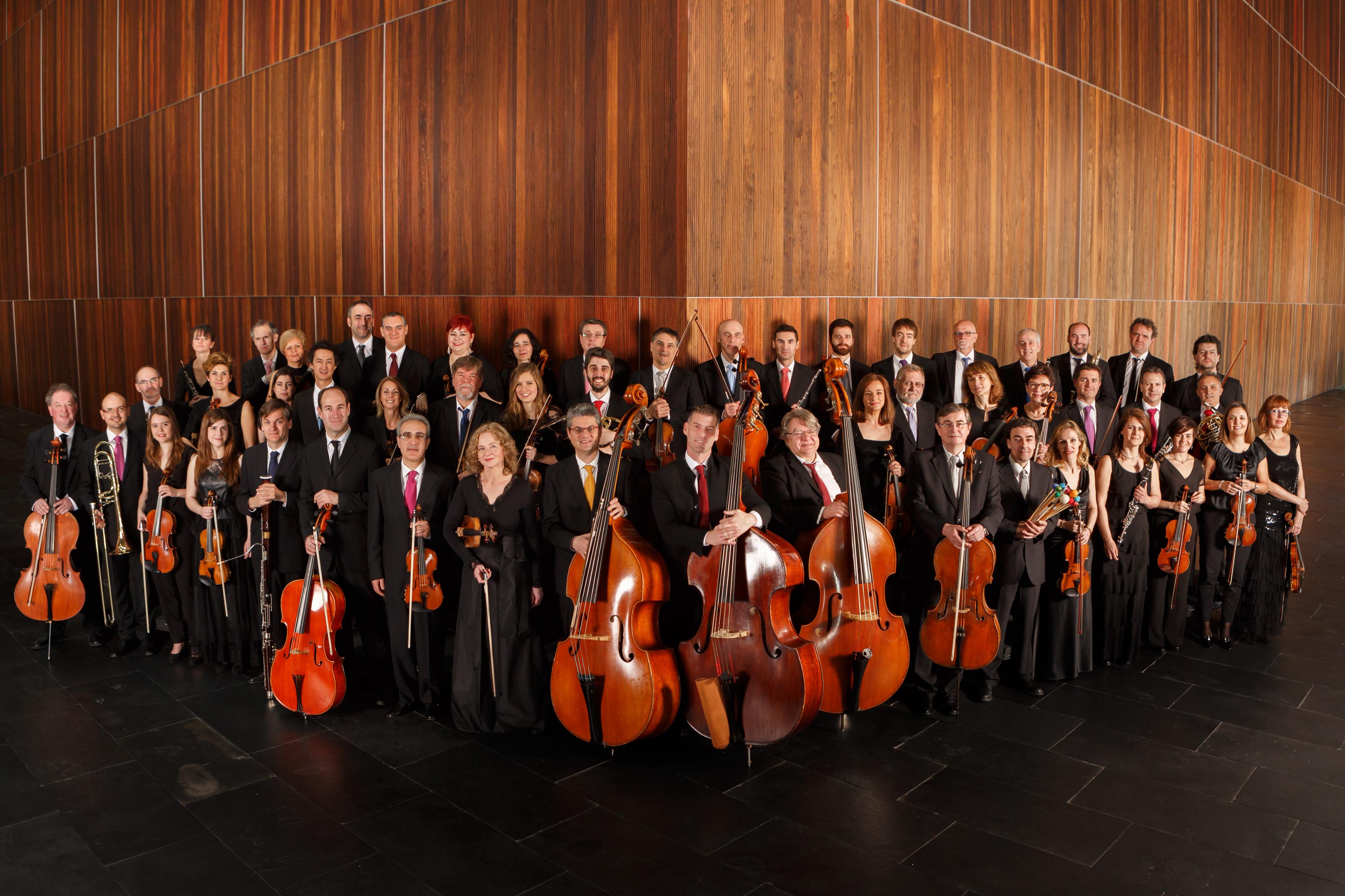Manuel Hernández-Silva inaugura la temporada sinfónica de la Orquesta de Navarra