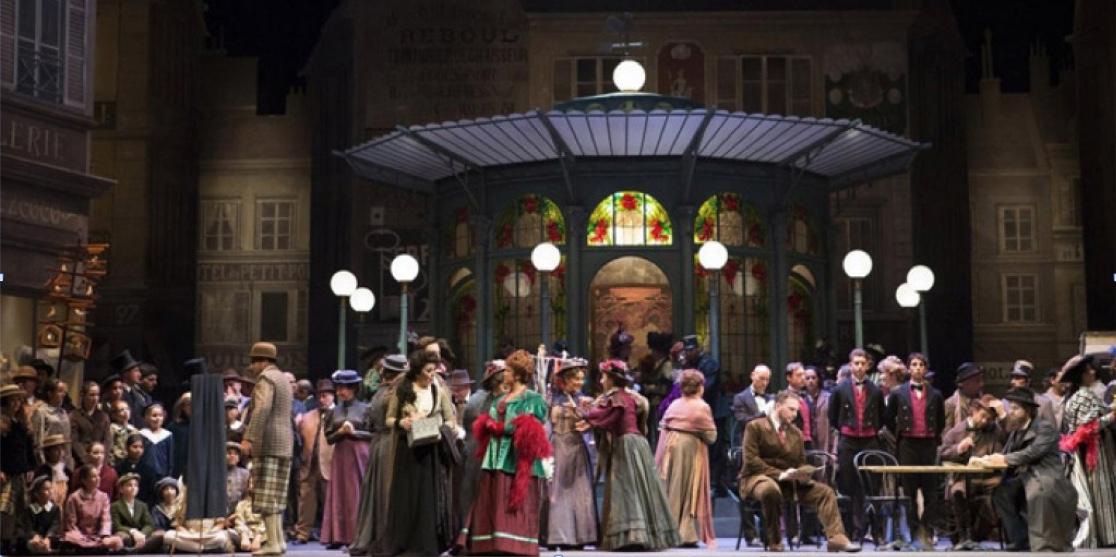 Inicio de temporada del Teatro de la Maestranza