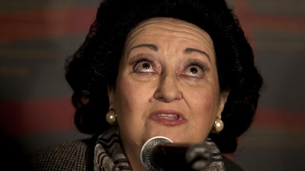 Testimonios a la muerte de Montserrat Caballé