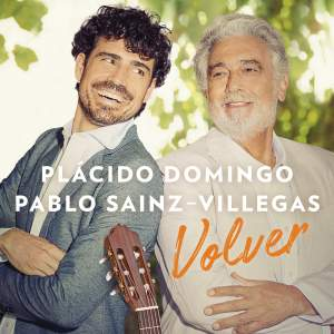 Reseña CD: Volver. Domingo, Villegas. Sony