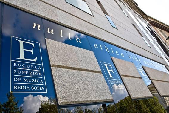 La Escuela Superior de Música Reina Sofía cumple 30 años
