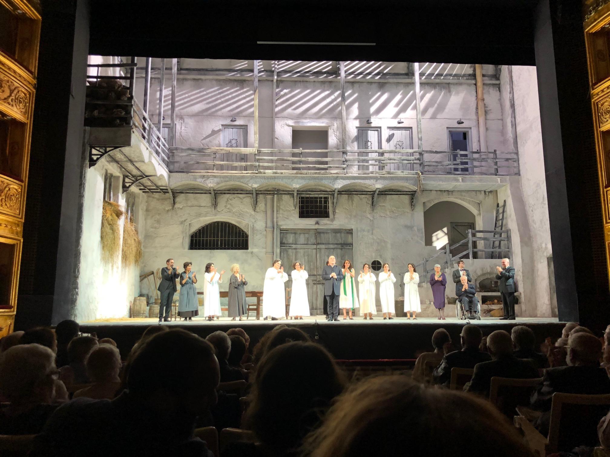 Música degenerada en el Teatro de la Maestranza