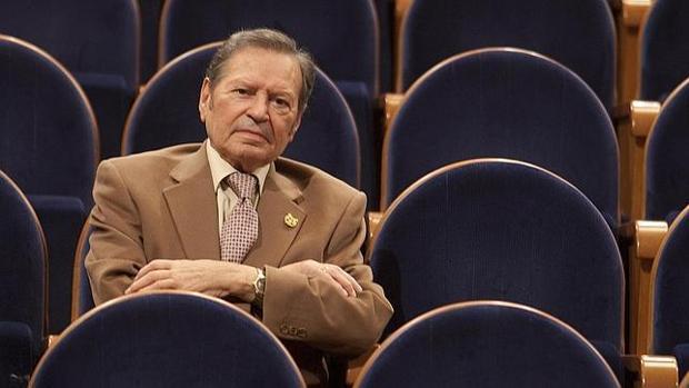 Pedro Lavirgen, frustrado el merecido homenaje