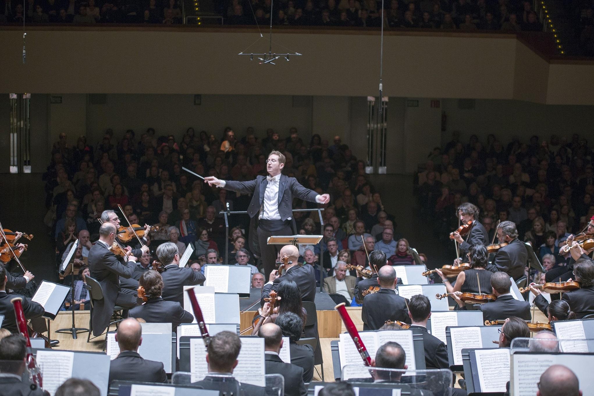 La Orquesta de València muestra su descontento con Ramón Tebar