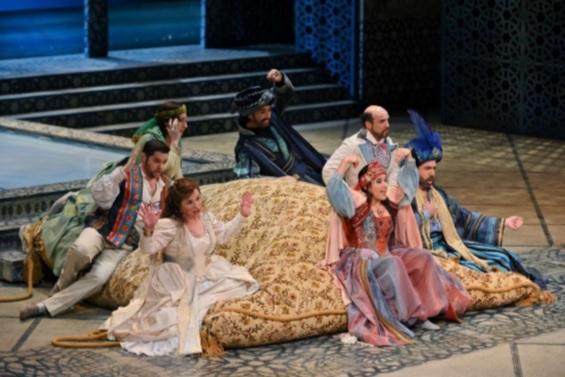 Crítica: Litaliana in Algeri en el Liceu