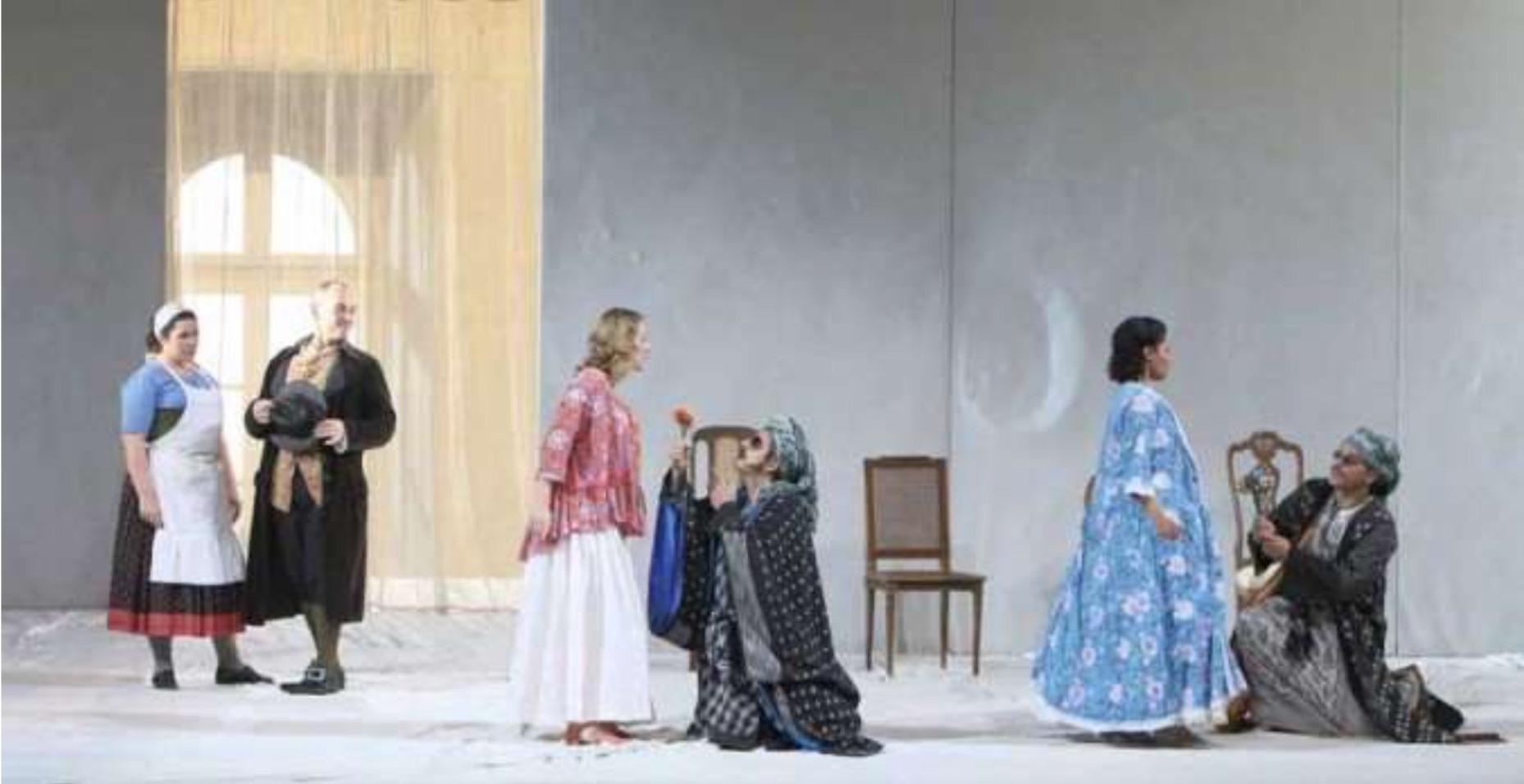 'Ópera. Pasión, poder y política' en CaixaForum