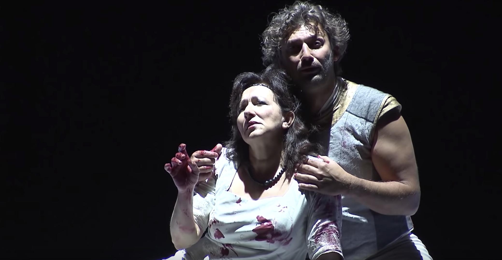 Nuestro regalo de Reyes: Aida con Stoyanova y Kaufmann