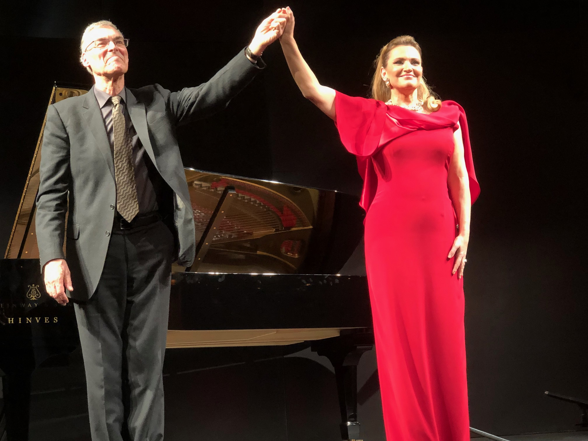 Il viaggio a Reims en la Ópera de Tenerife