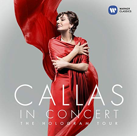 Reseña cd: María Callas, the hologram tour
