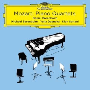 Reseña CD: Mozart, Piano Quartets. Barenboim.