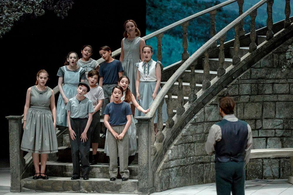 Crítica: Thielemann, musical y conspicuo bautismo