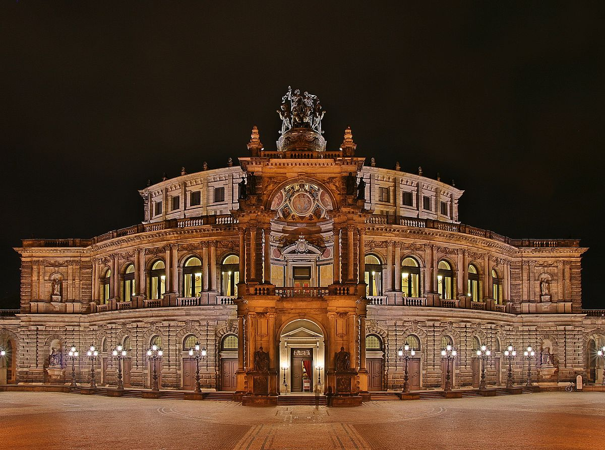 Semperoper de Dresden