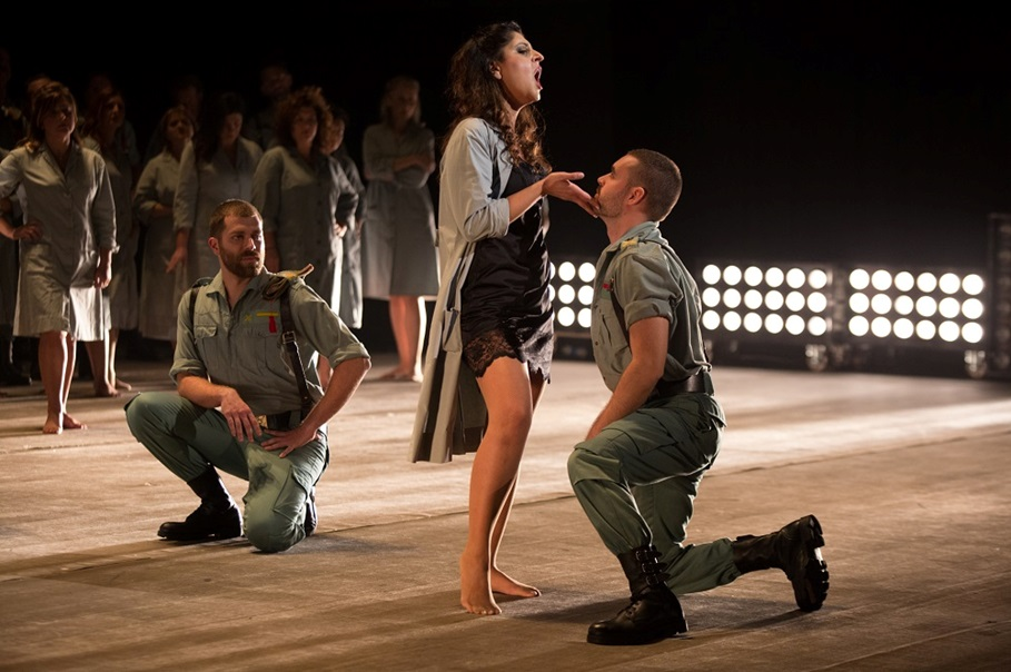 Comentarios previos: Carmen en el Teatro Campoamor