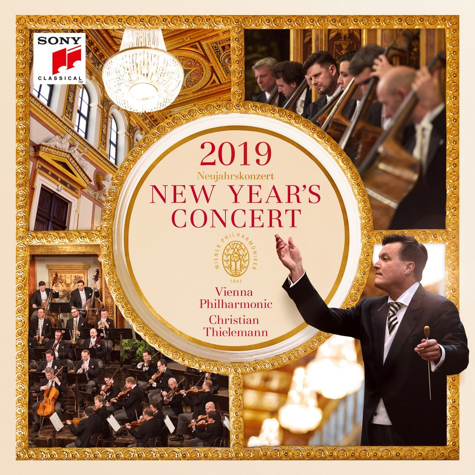 Reseña cd: New Year's Concert 2019. Thielemann